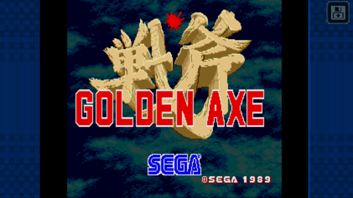 Golden Axe Classics 6.1.0 screenshots 1