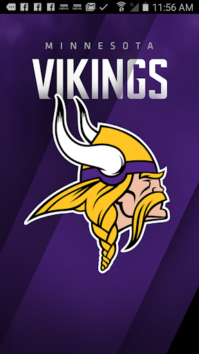 Minnesota Vikings Mobile Screenshot
