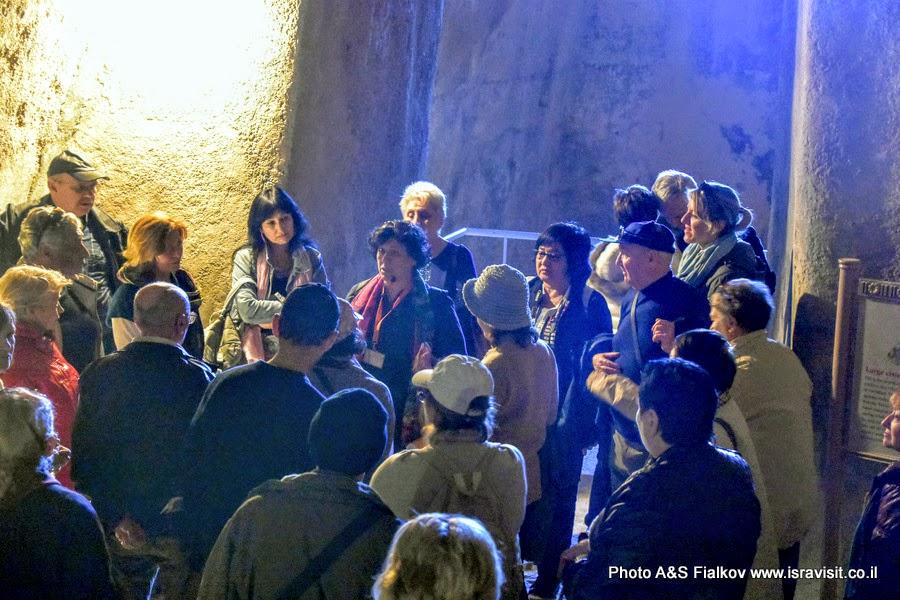 Экскурсия в крепости Иродион. Гид в Израиле Светлана Фиалкова.