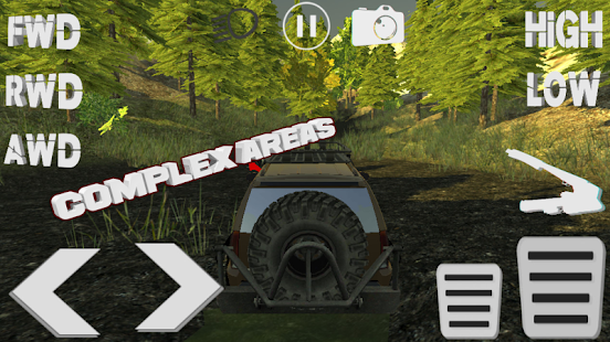 REAL SUV 4x4 : OFF-ROAD SIMULATOR - náhled