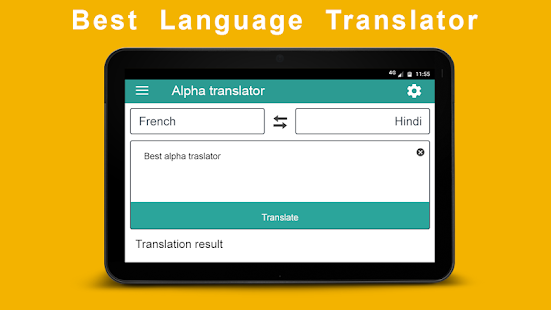 Translate Free All Language Translator- screenshot thumbnail