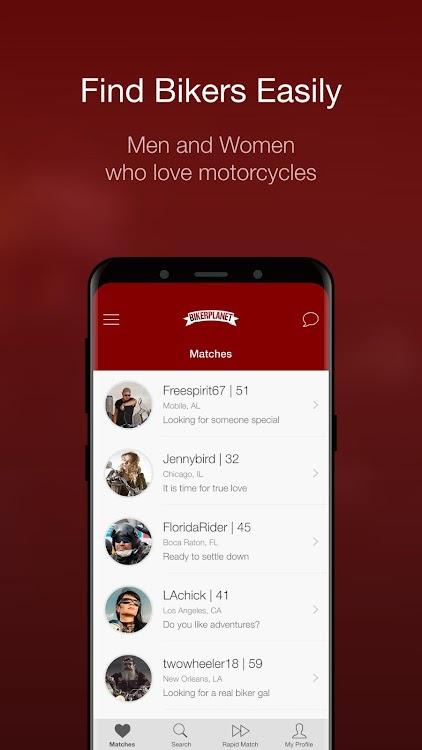 Meetup társkereső alkalmazás