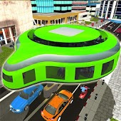 Gyroscopic Bus Driving 3D: Future Public Transport