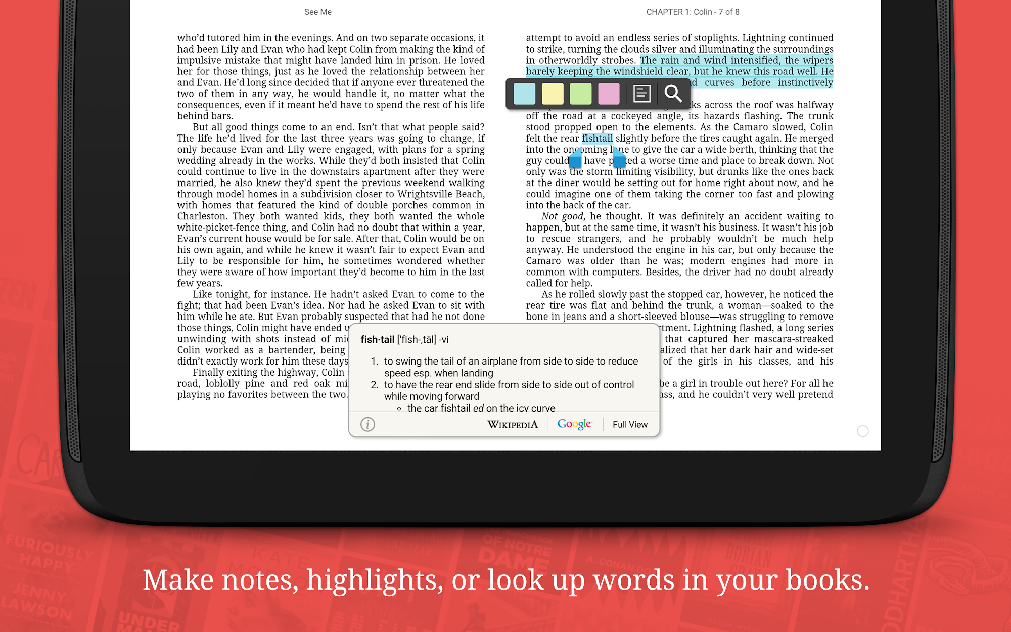 Kobo Books - Reading App screenshot #9