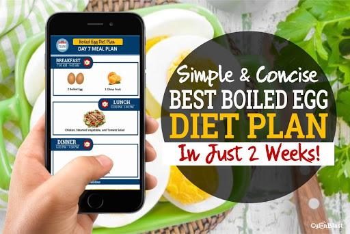 Best Boiled Egg Diet Plan 1.3 screenshots 5