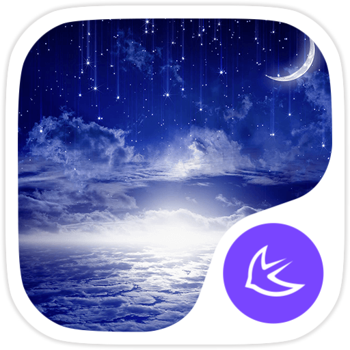 Shining-APUS Launcher theme