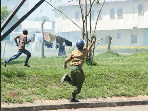 Image result for Masinde Muliro university riots