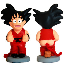 Photo: Caganer Son Goku