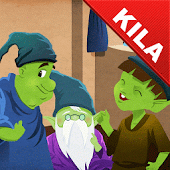 Kila: Three Little Men in Wood