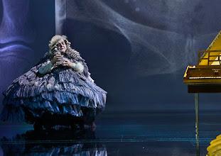 """Photo: WIEN/ Burgtheater: """"Der eingebildete Kranke"""" von Jean Baptist Moliere, Premiere 5.12.2015. Inszenierung: Herbert Fritsch. Hermann Scheidleder. Copyright: Barbara Zeininger"""