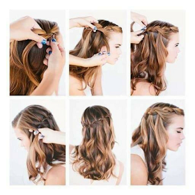 Best Hairstyle Step by Step