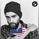 American Flag Heart Effect : Photo Editor (app)
