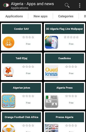 Algerian apps and tech news