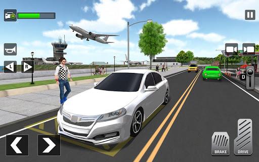 Télécharger City Taxi 3D : Jeux de voiture et Simulateur 2020 APK MOD (Astuce) screenshots 1