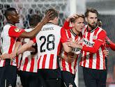 Le PSV a battu Feyenoord au trophée Johan Cruyff