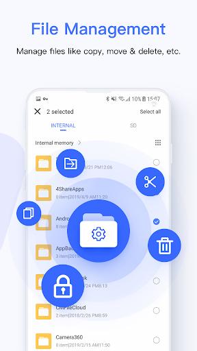 Nox File Manager - file explorer, safe & efficient 2.0.6 Screenshots 8