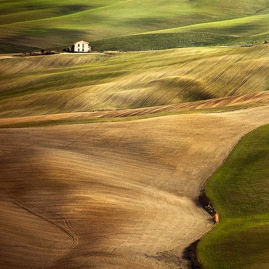 alone by Marco Carnevali - Landscapes Prairies, Meadows & Fields