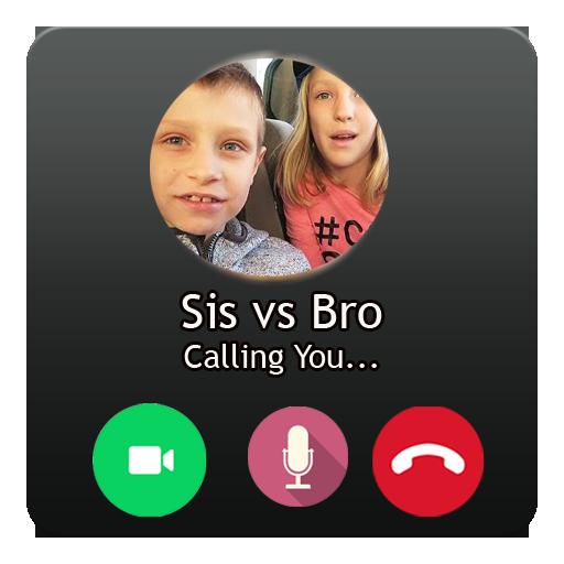 Video Call Prank Sis vs Bro