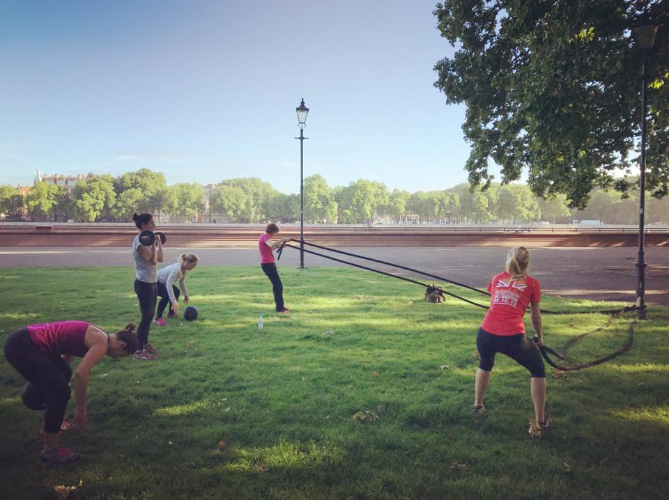 Beyond Boundaries | GoSweat | The 4 Best Battersea Bootcamps