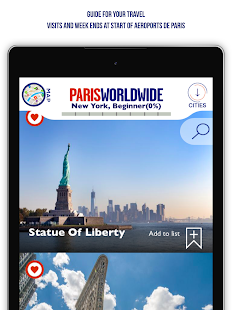 Paris Worldwide - City Guide- screenshot thumbnail