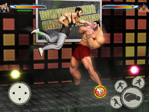 GYM Fighting Games: Bodybuilder Trainer Fight PRO apkmr screenshots 10