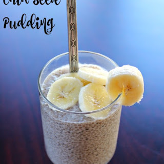 Chia Seed Pudding – 7 Weight Watchers PPV Recipe