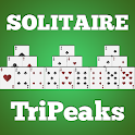 TriPeaks Solitaire - Max Fun! icon