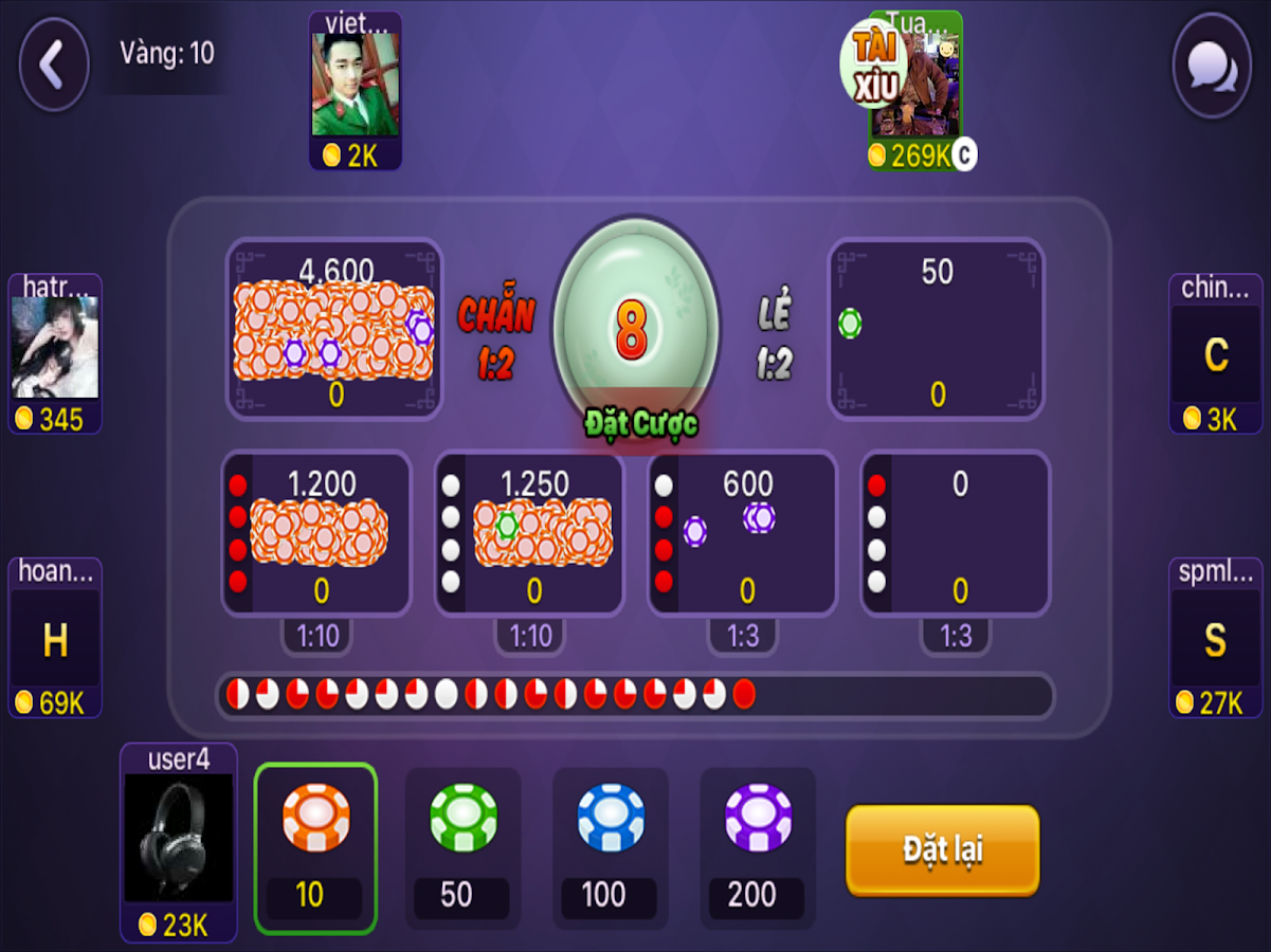 Game Danh Bai Doi Thuong 102- screenshot