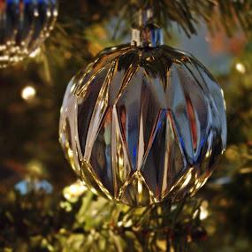 Ornament1 by Anika McFarland - Public Holidays Christmas