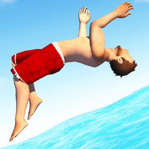 Flip Diving icon do Jogo