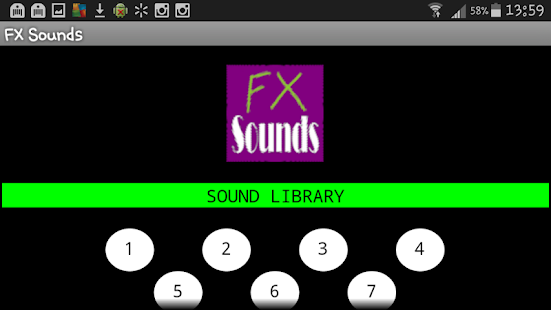 FX Sounds- screenshot thumbnail