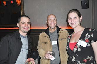 Photo: Ted, Bill, Katrina