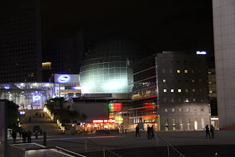 Photo: and during the night