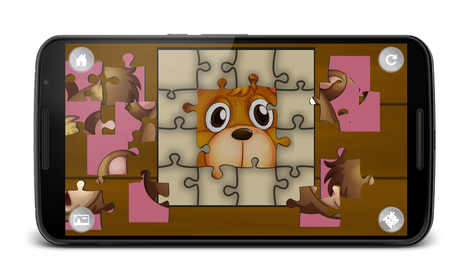 Kids Jigsaw Puzzle Animals - Android Apps on Google Play