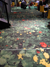 Photo: The worst carpet in the world (Europarl)