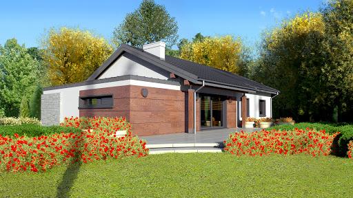 projekt Dom przy Bukowej 6