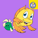 Freddi Fish and Luther's Maze Madness icon