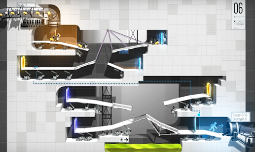 Guide for Bridge Constructor Portal - náhled