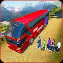 Offroad Coach Bus Simulator 2019: AutoBus Drive icon