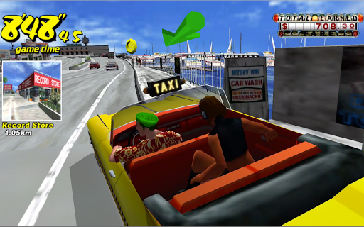 Crazy Taxi Classic 2.6 screenshots 5