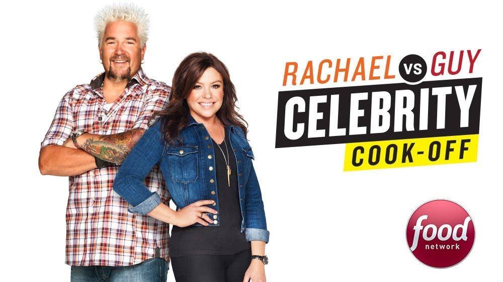 Rachael vs. Guy: Celebrity Cook-Off | TV Guide