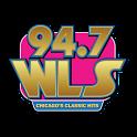 94.7 WLS-FM icon