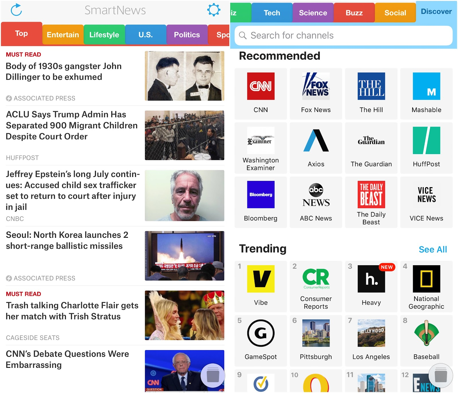 SmartNews, growing 145% yearly, drives more traffic to