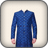 Sherwani Photo Suit