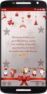 Christmas Card Maker - náhled