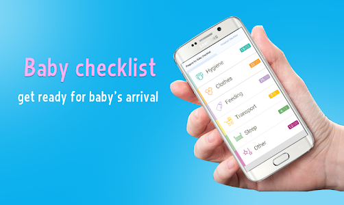 Baby checklist screenshot 0