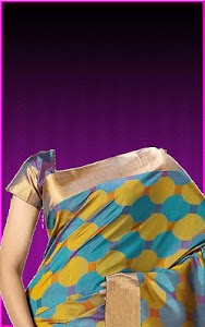 Pattu Saree Photo Suit screenshot 9