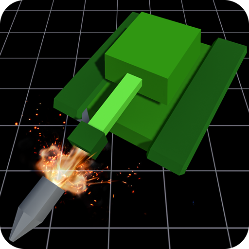 Cann.io 3D Tank MMO