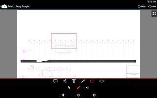 Screenshot of Vectorworks Nomad