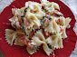 BOWTIE PASTA AND BRIE CHEESE MEDLEY Recipe